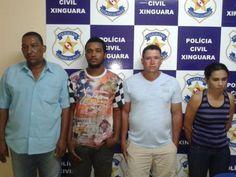 POLÍCIA DO PARÁ Ao Alcance de Todos!: POLÍCIA CIVIL PRENDE INTEGRANTES DE ASSOCIAÇÃO CRI...
