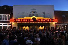 Historic Franklin Theatre