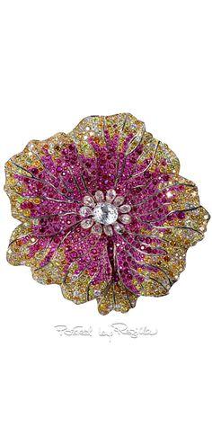 Regilla ⚜ Moussaieff High Jewelry, Tribal Jewelry, Jewelry Art, Jewelry Design, Photo Jewelry, Fashion Jewelry, Fashion Words, Vine Design, Pink Bling