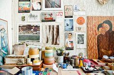 """Mirella """"Ella"""" Salamé Interior #interior #design #artist #apartment #house #interioridea #designidea #designexample"""
