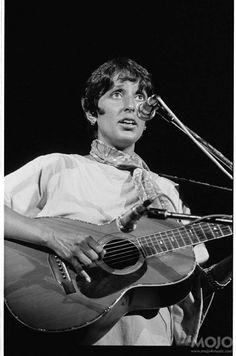 Bohemian Pages: The Singers of Woodstock...Joan Baez