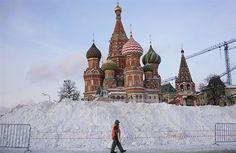 Mráz netrápí jen Česko. V Polsku zabil 10 lidí, v Moskvě bylo až minus 32 stupňů
