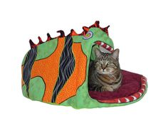 Hey, I found this really awesome Etsy listing at http://www.etsy.com/listing/98140439/cat-bed-funky-pet-bed-dog-bed-pet
