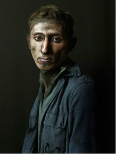 Pierre Gonnord - (Altri) lavoratori #fotoindustria2015