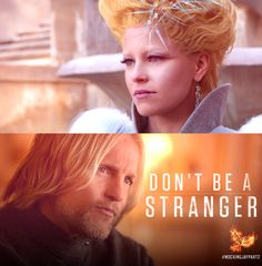 A friendship was born from the Revolution. #MockingjayPart2
