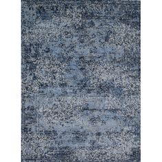 Found it at Wayfair - Viera Light Blue/Gray Area Rug