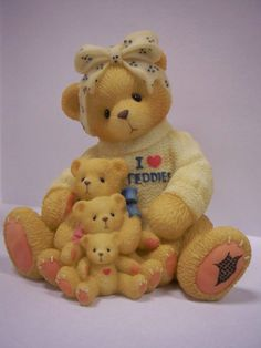 Cherished Teddies Moms Love Comes in All Sizes 302988