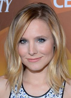 Kristen Bell's fresh-faced & flawless makeup look