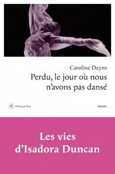 D'une écriture fiévreuse, le roman de Caroline Deyns raconte le destin hors norme d'Isadora Duncan : sa force de caractère, ses amours - nombreuses et mouvementées -, , ses triomphes, les écoles qu'elle fonda, son engagement aux côtés de la révolution russe, sa mort tragique. L'histoire d'une énergie, d'une femme fascinante pour qui la vie n'était qu'une danse. Qu'elle exécuta magistralement, libre et entière. Présenté par Jean-François. #ptitdej2015
