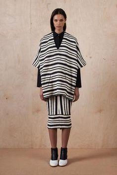 Zero + Maria Cornejo Pre-Fall 2015 Fashion Show: Complete Collection - Style.com