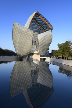 Fondation Louis Vuitton almost ready for grand opening