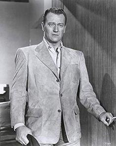 John Wayne in suit coat Premium Art Print Hollywood Actor, Old Hollywood, Classic Hollywood, Wayne Family, John Wayne Movies, The Longest Ride, Maureen O'hara, Classic Movie Stars, Classic Movies