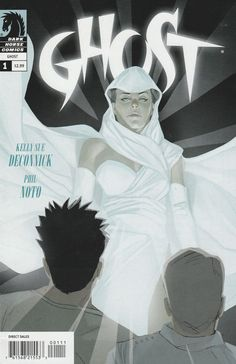 Ghost # 1 Dark Horse Comics Vol 3 ( 2012 )