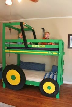 DIY Truck Bed