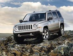 Jeep Patriot - would love to own one of these!