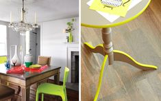 Ideas de decoración con colores flúorDecofilia.com