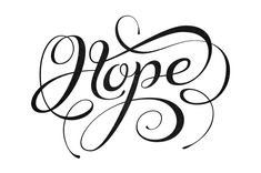 Hope Lettering by Jose
