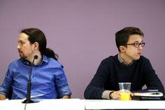 Los errejonistas aseguran que la candidatura de Maestre y Sánchez ha sido un…
