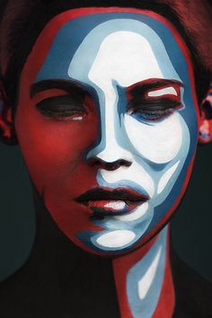 Photographer Alexander Khokhlov's 2D or not 2D series with make-up artist Valeriya Kutsan has been making the rounds on our social media feeds, and if you haven't seen the photos of models getting the 2D makeover, well, look, and be blown away. Kutsan used various face painting techniques to emulate art styles such as sketching, […]