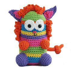 crochet lion #lion