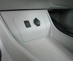 Given the bulky nature of 12volt adapters for vehicles, I decided to integrate a USB power outlet in my 2010 Prius III. Although this mod is specific to my car, ... Jeep Mods, Truck Mods, Car Mods, Truck Interior, Interior Paint, Interior Design, Usb, Jeep Xj, Car Hacks