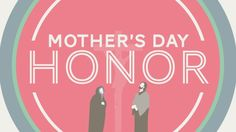 Using Exodus 20, John 19:26-27 and Proverbs 31:31, this Mother's Day mini-movie shows the importance God places on honoring our moms. From the Ten Commandments to Jesus' last moments on the cross, this illustration is a perfect call to action for your congregation this Mother's Day. Updated for 2015!