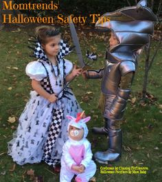 Halloween Safety Tip