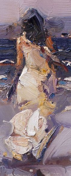 Stojan Milanov, 1963 | Abstract/Impressionist painter | Tutt'Art@ | Pittura * Scultura * Poesia * Musica | Great brush/palette knife work.