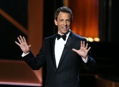 Seth Meyers Jokes About MTV, Netflix, Crazy Eyes — Plus the Best Zingers by Other Stars at Tonight's Emmys!