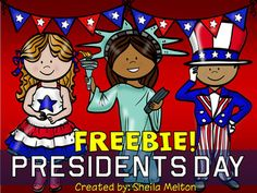 "Your students will vote ""YES!"" to using these activities and printables celebrating Presidents Day!These Presidents Day printables are ideal for morning work, the writing center, stations, independent practice, small groups, homework, 5-minute fillers, early finishers or even sub plans and are the perfect addition to your Presidents Day unit!"