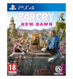 Playstation 4 Far Cry New Dawn - in One Colour Jeux Xbox One, Xbox One Games, Arsenal, Montana, Far Cry Ps4, Red Dead Redemption, Playstation, Ghost Recon, Nuclear Apocalypse