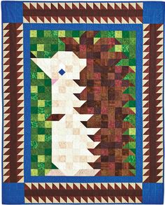 - Prickly Patch Pal Quilt Kit