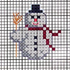 Pinned before 2020 Stitching On Paper, Cross Stitching, Cross Stitch Embroidery, Xmas Cross Stitch, Cross Stitch Cards, Card Patterns, Hand Embroidery Patterns, Cross Stitch Designs, Cross Stitch Patterns