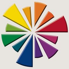 Let the color wheel work for your garden. It offers simple solutions for combining plants and flowers.