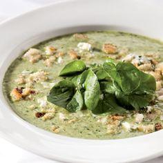 Creamy Watercress Soup Recipe - Delish.com