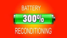 Battery Reconditioning - Battery Reconditioning - Battery Reconditioning - Battery reconditioning - New Battery Reconditioning Course! Vsl Conversi... - Save Money And NEVER Buy A New Battery Again - Save Money And NEVER Buy A New Battery Again Save Money And NEVER Buy A New Battery Again