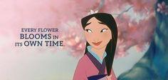 Princess quotes - Mulan