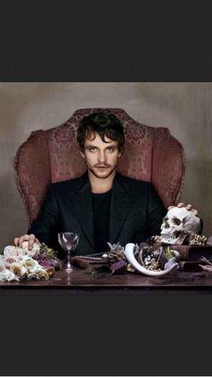 Will. Hannibal.