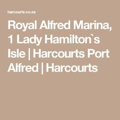 Royal Alfred Marina, 1 Lady Hamilton`s Isle Hamilton, Lady