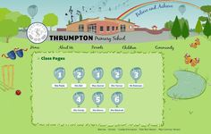 Thrumpton Class Pages, by PrimarySite.net