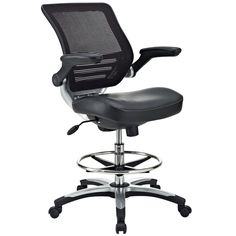 Modway Modern Edge Adjustable Computer Office Drafting