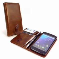 Tuff-Luv Vintage Leather Pouch Wallet Case Cover for LG Google Nexus 4 - Brown by Tuff-Luv, http://www.amazon.ca/dp/B00C0XQ9GO/ref=cm_sw_r_pi_dp_YJpTrb1ZN1PN6