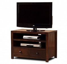 Enjoy Your Favourite Tv Programs On This Palani Mango Small Unit Stand With
