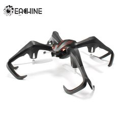 Eachine Mini Spider Inverted Flight LED RC Quadcopter RTF - Looking To Get Your First Quadcopter? TOP Rated Quadcopters has great quadcopters that will fit any budget. Visit Us Today. by clicking the link in our BIO. Small Drones, Phantom Drone, Flying Drones, Drone For Sale, Drone Technology, Technology Gadgets, Aircraft Design, Drone Quadcopter, Aerial Photography