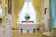 Royal Suite, Four Seasons Hotel des Bergues Geneva - for future inclusion in the neilsonparc lust list