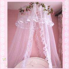 cute lace kawaii room bedroom bed pink decor decoration deco rakuten rakuten global market
