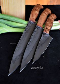 Custon handmade Peremský knife Kitchen Knives, Hobbies, Gears, Handmade, Tools, Outdoor, Chicken Pen, Knives, Cold Steel