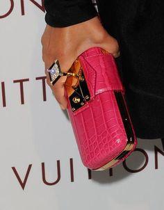 Rachel Zoe Hard Case Clutch - Rachel Zoe Handbags Looks - StyleBistro