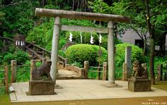 Hachiman shrines