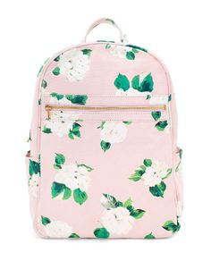 A pretty, yet structured backpack to make it look like you've got your life…